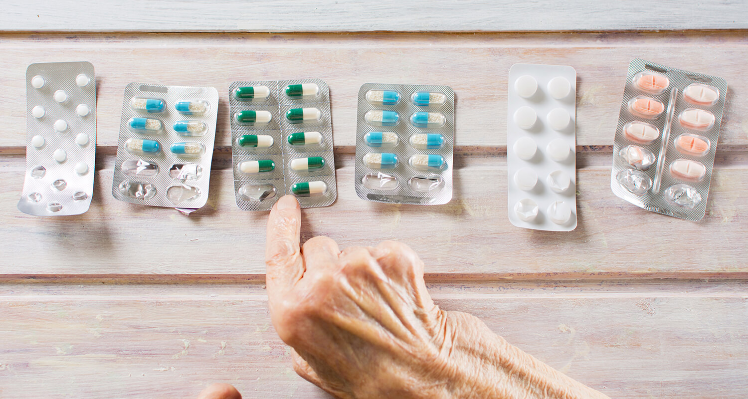 Featured Image for 'Senior medication adherence: the growing problem'